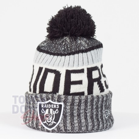 Bonnet Oakland Raiders NFL On Field sport New Era - Touchdown Shop
