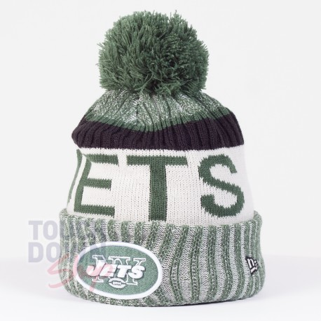 Bonnet New York Jets NFL On Field sport New Era - Touchdown Shop