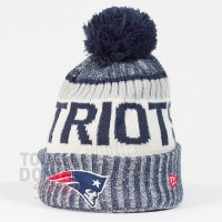 Bonnet New England Patriots NFL On Field sport New Era - Touchdown Shop