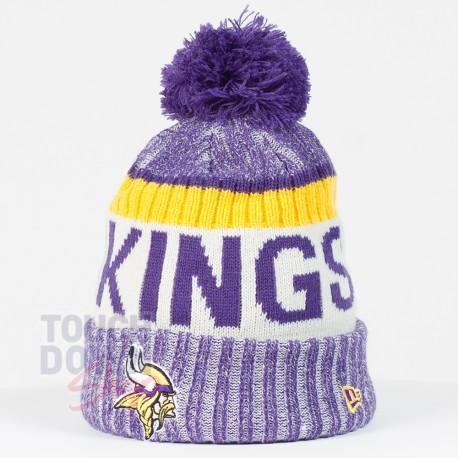 Bonnet Minnesota Vikings NFL On Field sport New Era - Touchdown Shop