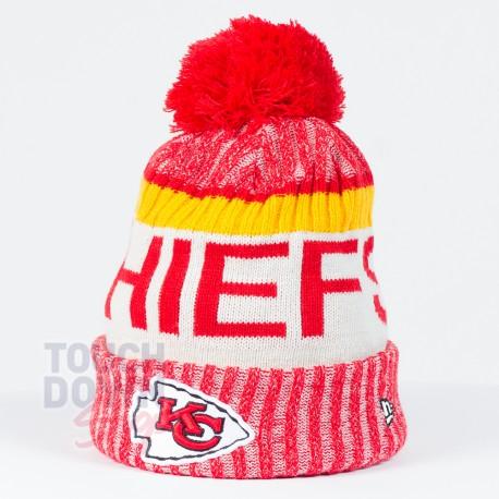 Bonnet Kansas City Chiefs NFL On Field sport New Era - Touchdown Shop