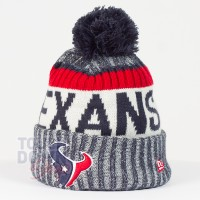 Bonnet Houston Texans NFL On Field sport New Era