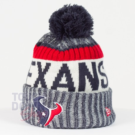 Bonnet Houston Texans NFL On Field sport New Era - Touchdown Shop