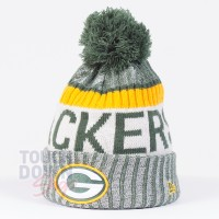 Bonnet Green Bay Packers NFL On Field sport New Era - Touchdown Shop