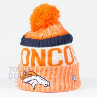Bonnet Denver Broncos NFL On Field sport New Era - Touchdown Shop