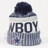 Bonnet Dallas Cowboys NFL On Field sport New Era - Touchdown Shop