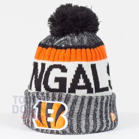 Bonnet Cincinnati Bengals NFL On Field sport New Era - Touchdown Shop