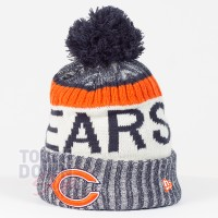 Bonnet Chicago Bears NFL On Field sport New Era - Touchdown Shop