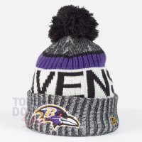 Bonnet Baltimore Ravens NFL On Field sport New Era - Touchdown Shop