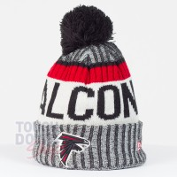 Bonnet Atlanta Falcons NFL On Field sport New Era - Touchdown Shop