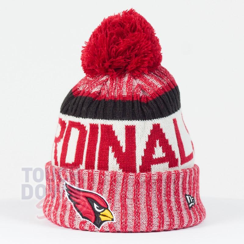 Bonnet Arizona Cardinals NFL On Field sport New Era - Touchdown Shop.  Loading zoom b459a651195d