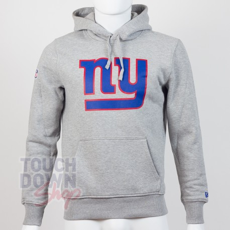 Sweat à capuche New Era team logo NFL New York Giants - Touchdown Shop