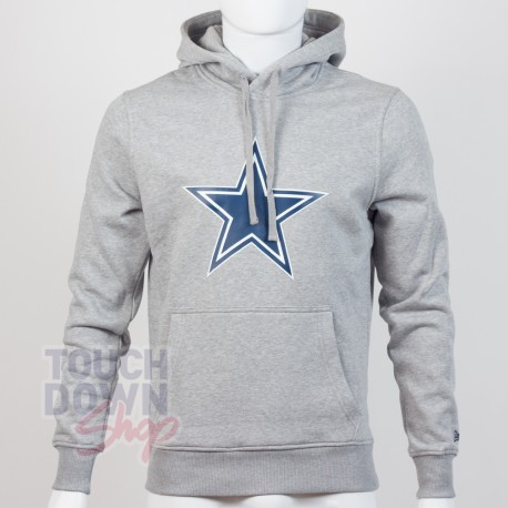 Sweat à capuche New Era team logo NFL Dallas Cowboys - Touchdown Shop