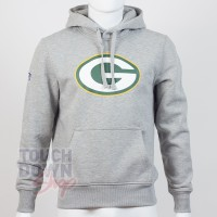 Sweat à capuche New Era team logo NFL Green Bay Packers