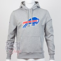 Sweat à capuche New Era team logo NFL Buffalo Bills - Touchdown Shop
