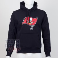Sweat à capuche New Era team logo NFL Tampa Bay Buccaneers