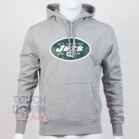 Sweat à capuche New Era team logo NFL New York Jets - Touchdown Shop