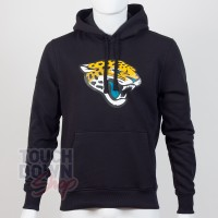 Sweat à capuche New Era team logo NFL Jacksonville Jaguars