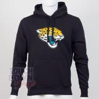 Sweat à capuche New Era team logo NFL Jacksonville Jaguars