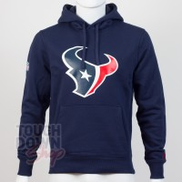 Sweat à capuche New Era team logo NFL Houston Texans