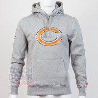Sweat à capuche New Era team logo NFL Chicago Bears