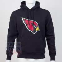 Sweat à capuche New Era team logo NFL Arizona Cardinals - Touchdown Shop