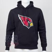 Sweat à capuche New Era team logo NFL Arizona Cardinals