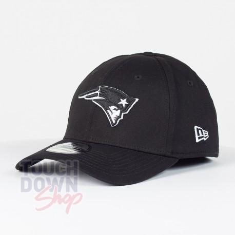Casquette New England Patriots NFL monochrome 39THIRTY New Era - Touchdown Shop