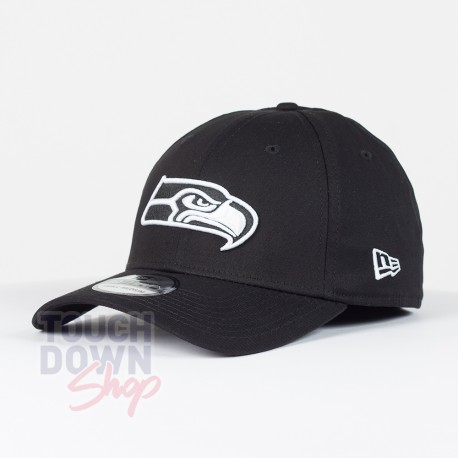 Casquette Seattle Seahawks NFL monochrome 39THIRTY New Era - Touchdown Shop