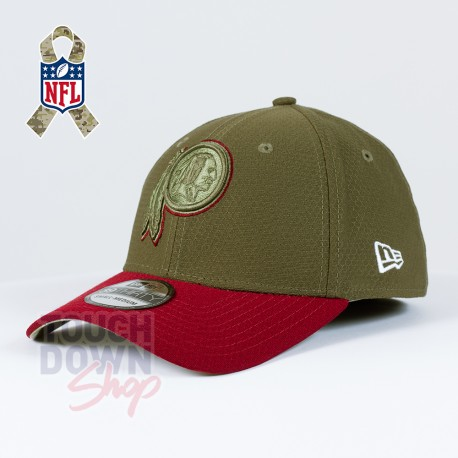 Casquette Washington Redskins NFL Salute To Service 39THIRTY New Era - Touchdown Shop