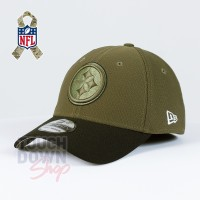 Casquette Pittsburgh Steelers NFL Salute To Service 39THIRTY New Era - Touchdown Shop
