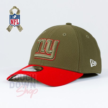 Casquette New York Giants NFL Salute To Service 39THIRTY New Era - Touchdown Shop