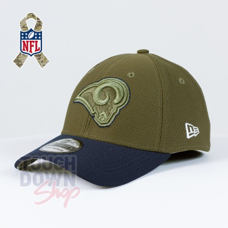 Casquette Los Angeles Rams NFL Salute To Service 39THIRTY New Era - Touchdown Shop