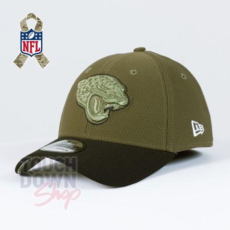 Casquette Jacksonville Jaguars NFL Salute To Service 39THIRTY New Era - Touchdown Shop