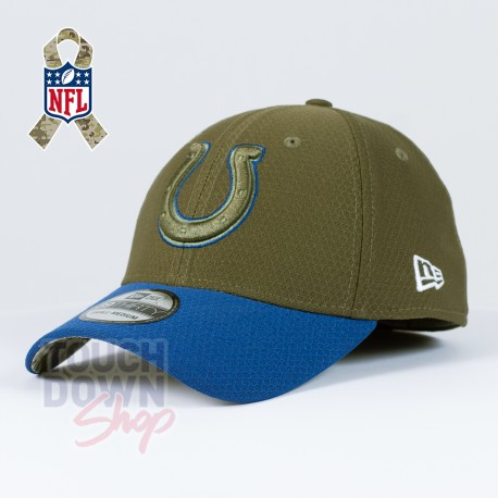 Casquette Indianapolis Colts NFL Salute To Service 39THIRTY New Era - Touchdown Shop