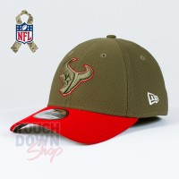 Casquette Houston Texans NFL Salute To Service 39THIRTY New Era - Touchdown Shop