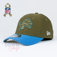 Casquette Detroit Lions NFL Salute To Service 39THIRTY New Era - Touchdown Shop