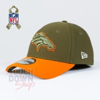 Casquette Denver Broncos NFL Salute To Service 39THIRTY New Era - Touchdown Shop