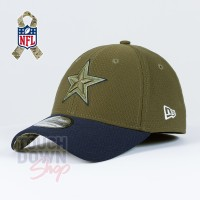 Casquette Dallas Cowboys NFL Salute To Service 39THIRTY New Era - Touchdown Shop