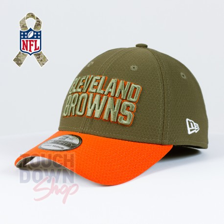 Casquette Cleveland Browns NFL Salute To Service 39THIRTY New Era - Touchdown Shop