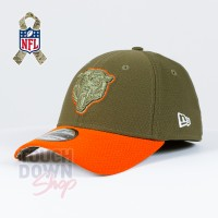 Casquette Chicago Bears NFL Salute To Service 39THIRTY New Era - Touchdown Shop