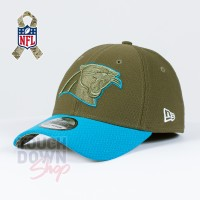 Casquette Carolina Panthers NFL Salute To Service 39THIRTY New Era - Touchdown Shop