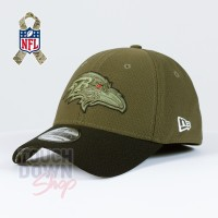 Casquette Baltimore Ravens NFL Salute To Service 39THIRTY New Era