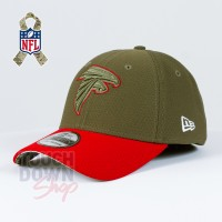 Casquette Atlanta Falcons NFL Salute To Service 39THIRTY New Era - Touchdown Shop