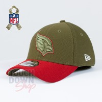 Casquette Arizona Cardinals NFL Salute To Service 39THIRTY New Era - Touchdown Shop