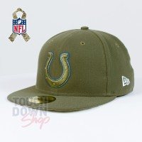 Casquette Indianapolis Colts NFL Salute To Service 59FIFTY Fitted New Era - Touchdown Shop