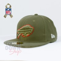 Casquette Buffalo Bills NFL Salute To Service 59FIFTY Fitted New Era - Touchdown Shop