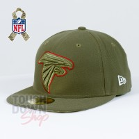 Casquette Atlanta Falcons NFL Salute To Service 59FIFTY Fitted New Era
