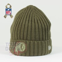 Bonnet Washington Redskins NFL Salute To Service New Era - Touchdown Shop