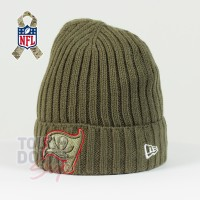 Bonnet Tampa Bay Buccaneers NFL Salute To Service New Era - Touchdown Shop
